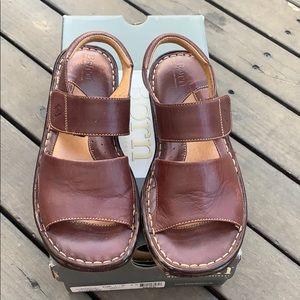 """Born """"Curaçao"""" Shoe"""